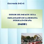IMBIP: Estudio sobre la bicicleta Publica